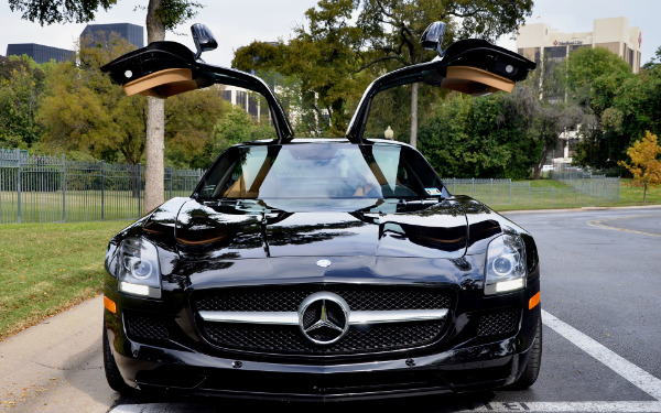 2011 Mercedes-Benz SLS AMG for sale Sold Platinum Motorcars in Ft Worth TX 5