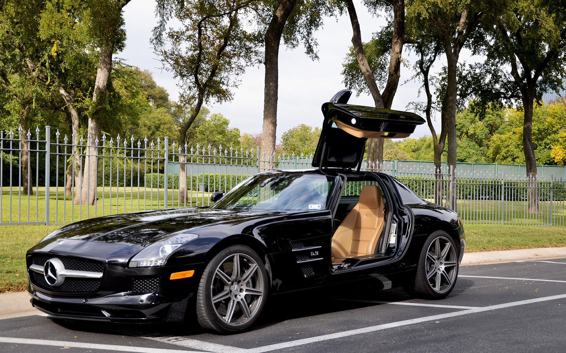 2011 Mercedes-Benz SLS AMG for sale Sold Platinum Motorcars in Ft Worth TX 1