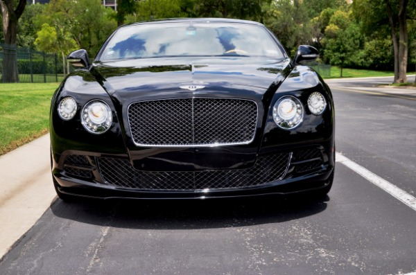 2015 Bentley Continental GT SPEED for sale Sold Platinum Motorcars in Ft Worth TX 3