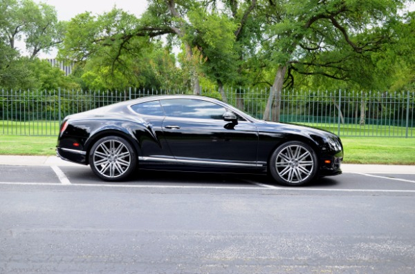 2015 Bentley Continental GT SPEED for sale Sold Platinum Motorcars in Ft Worth TX 5