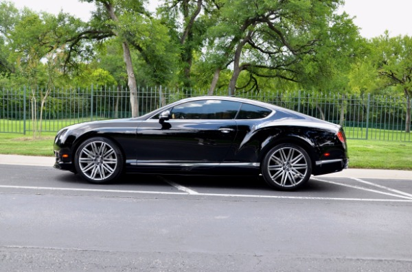 2015 Bentley Continental GT SPEED for sale Sold Platinum Motorcars in Ft Worth TX 1