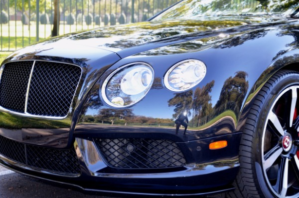 2014 Bentley Continental GT V8 S for sale Sold Platinum Motorcars in Ft Worth TX 4
