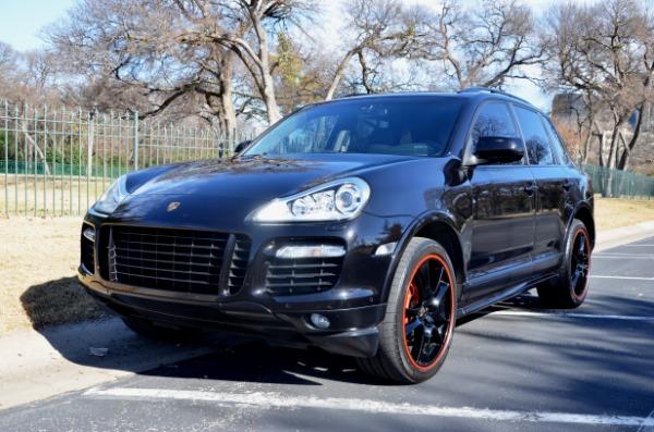 2010 Porsche Cayenne for sale Sold Platinum Motorcars in Ft Worth TX 4