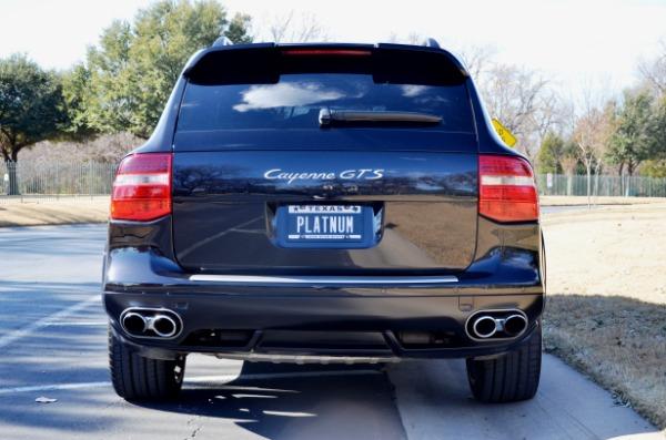 2010 Porsche Cayenne for sale Sold Platinum Motorcars in Dallas TX 6