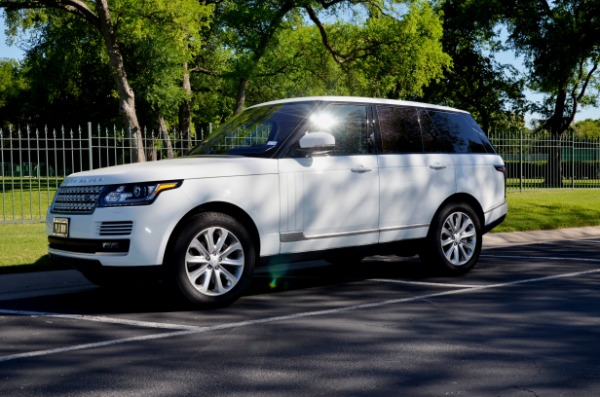 2016 Land Rover Range Rover for sale Sold Platinum Motorcars in Ft Worth TX 2