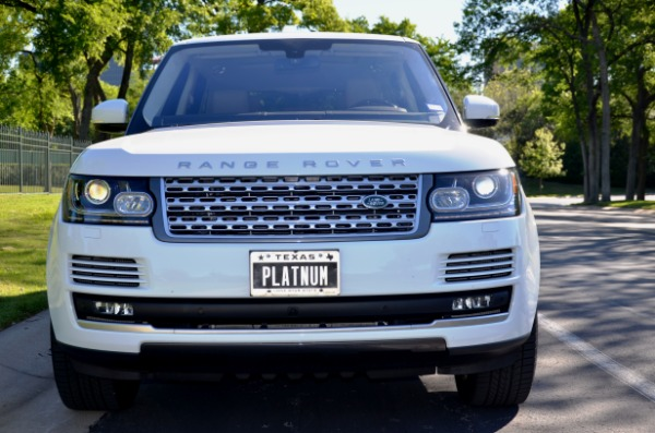 2016 Land Rover Range Rover for sale Sold Platinum Motorcars in Ft Worth TX 3