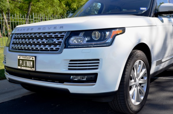 2016 Land Rover Range Rover for sale Sold Platinum Motorcars in Ft Worth TX 4