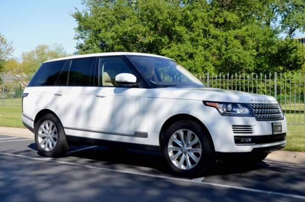 2016 Land Rover Range Rover for sale Sold Platinum Motorcars in Ft Worth TX 6