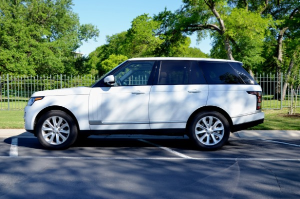 2016 Land Rover Range Rover for sale Sold Platinum Motorcars in Ft Worth TX 1