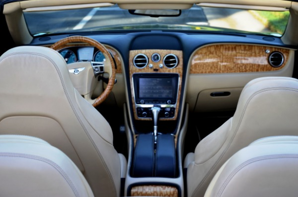 2014 Bentley Continental for sale Sold Platinum Motorcars in Ft Worth TX 6