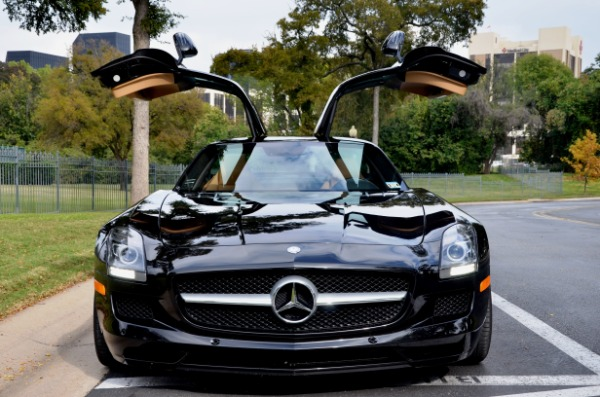 Used 2012 Mercedes-Benz SLS AMG for sale Sold at Platinum Motorcars in Dallas TX 75247 5