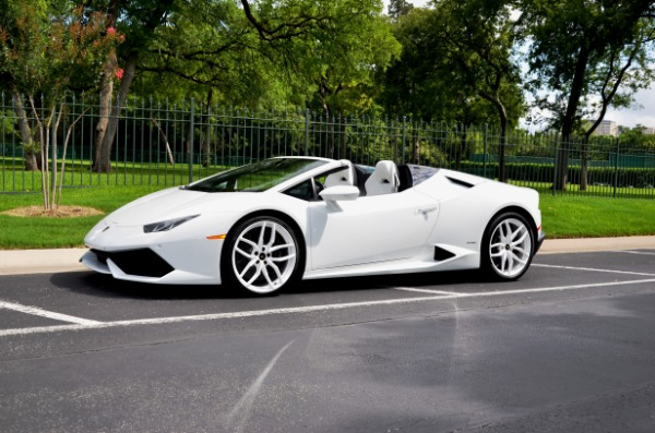 2017 Lamborghini Huracan for sale Sold Platinum Motorcars in Dallas TX 2