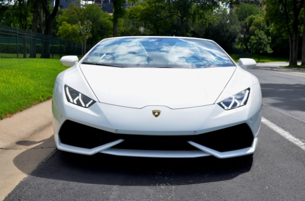 2017 Lamborghini Huracan for sale Sold Platinum Motorcars in Ft Worth TX 3