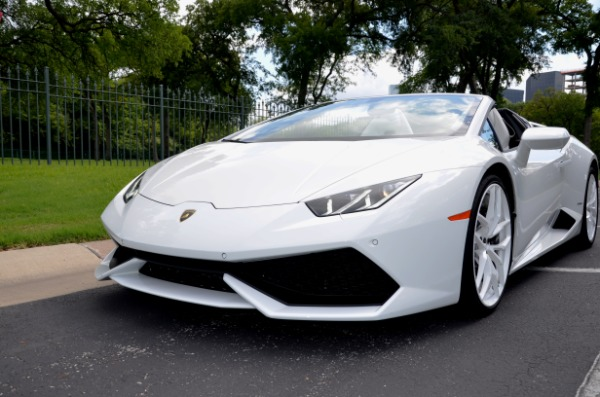 2017 Lamborghini Huracan for sale Sold Platinum Motorcars in Dallas TX 4