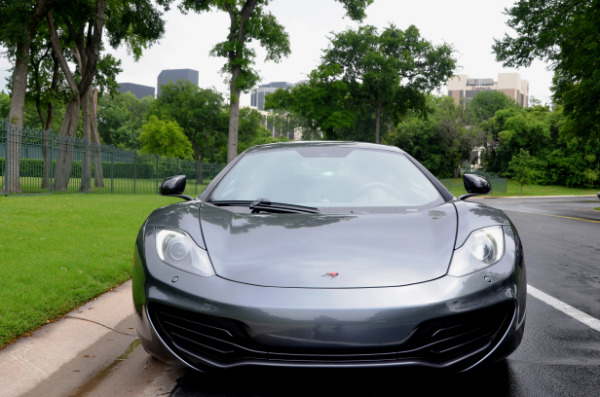 2012 McLaren MP4-12C for sale Sold Platinum Motorcars in Ft Worth TX 3