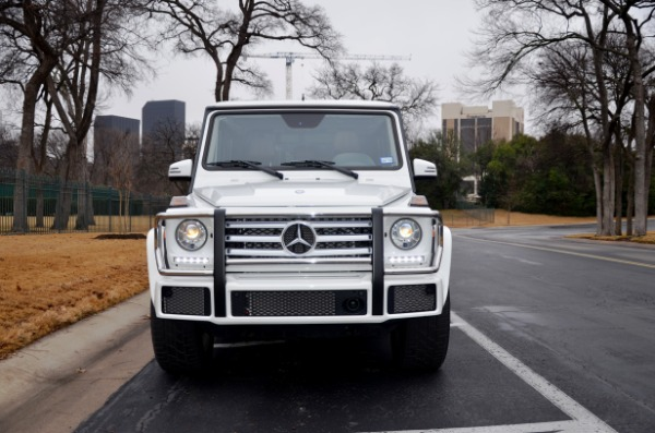 2016 Mercedes-Benz G-Class for sale Sold Platinum Motorcars in Ft Worth TX 3
