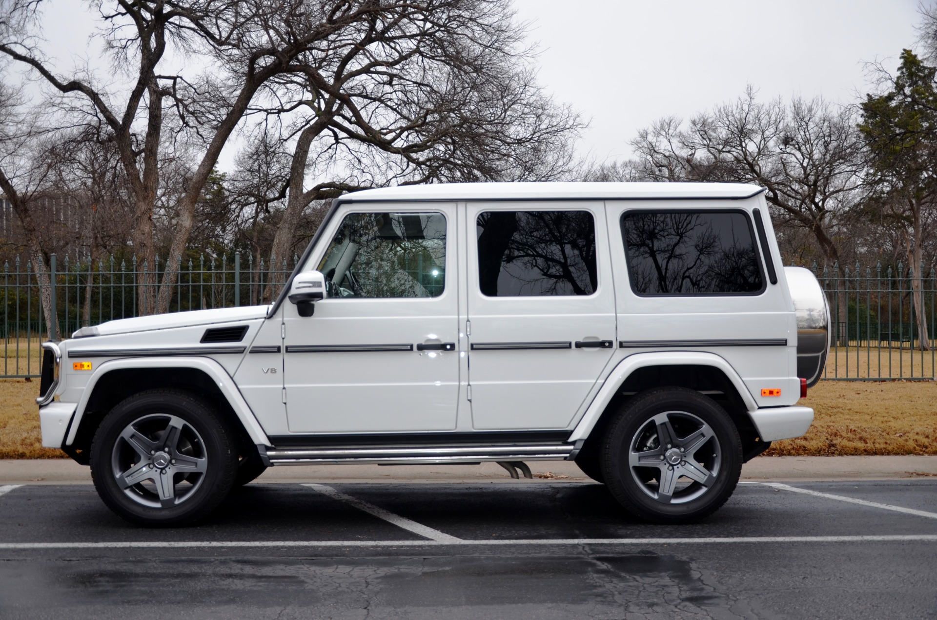 2016 Mercedes-Benz G-Class for sale Sold Platinum Motorcars in Ft Worth TX 1