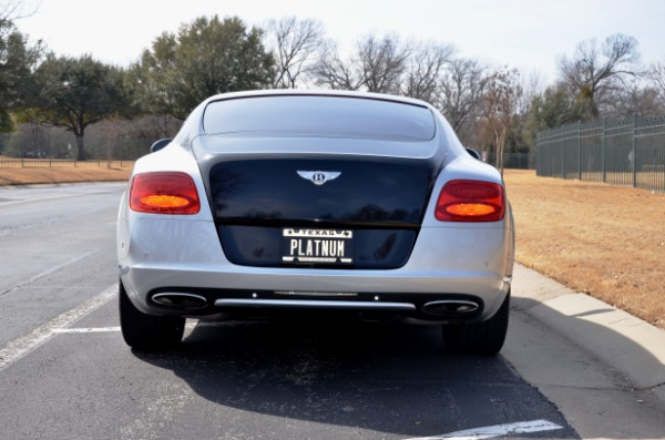 2012 Bentley Continental for sale Sold Platinum Motorcars in Ft Worth TX 5
