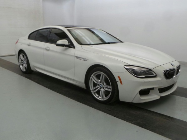 2016 BMW 6 Series for sale Sold Platinum Motorcars in Dallas TX 2