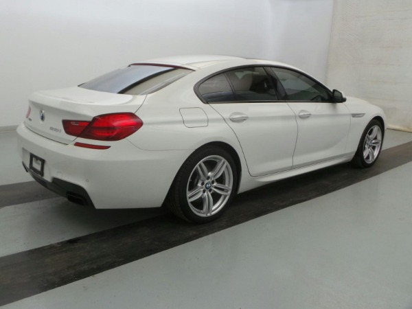 2016 BMW 6 Series for sale Sold Platinum Motorcars in Dallas TX 3