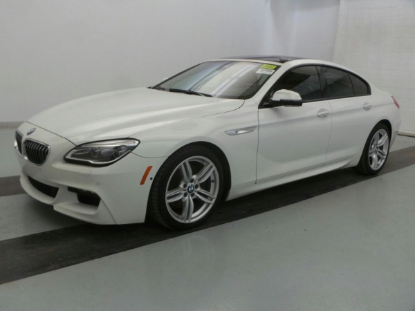 2016 BMW 6 Series for sale Sold Platinum Motorcars in Dallas TX 1