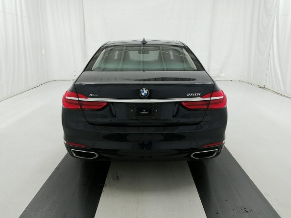 Used 2016 BMW 7 Series 750i xDrive for sale Sold at Platinum Motorcars in Dallas TX 75247 3