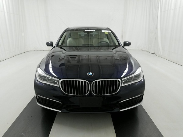Used 2016 BMW 7 Series 750i xDrive for sale Sold at Platinum Motorcars in Dallas TX 75247 4