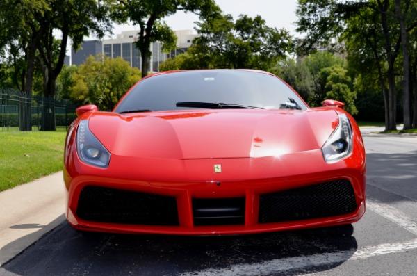 2017 Ferrari 488 Spider for sale Sold Platinum Motorcars in Ft Worth TX 4