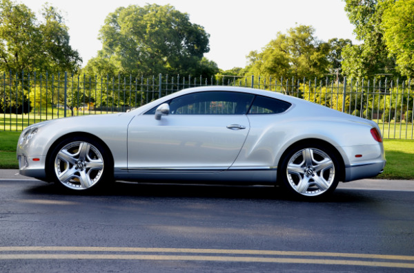 2012 Bentley Continental GT for sale Sold Platinum Motorcars in Dallas TX 2