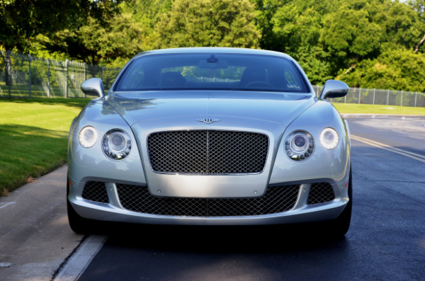 2012 Bentley Continental GT for sale Sold Platinum Motorcars in Ft Worth TX 4