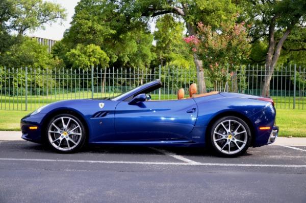2013 Ferrari California for sale Sold Platinum Motorcars in Dallas TX 2