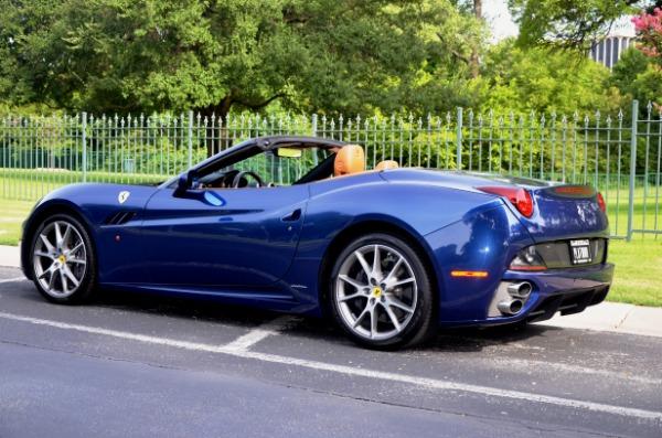 2013 Ferrari California for sale Sold Platinum Motorcars in Dallas TX 3