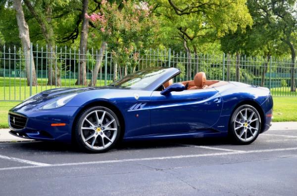 2013 Ferrari California for sale Sold Platinum Motorcars in Ft Worth TX 1