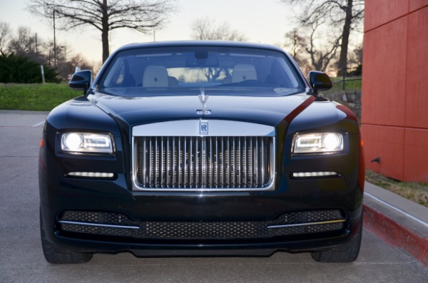 2014 Rolls-Royce Wraith for sale Sold Platinum Motorcars in Ft Worth TX 4