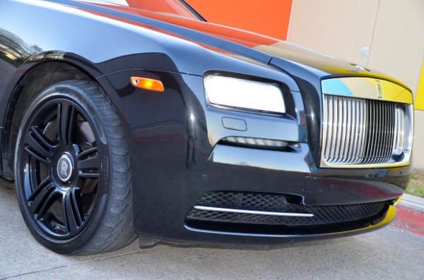 2014 Rolls-Royce Wraith for sale Sold Platinum Motorcars in Ft Worth TX 5