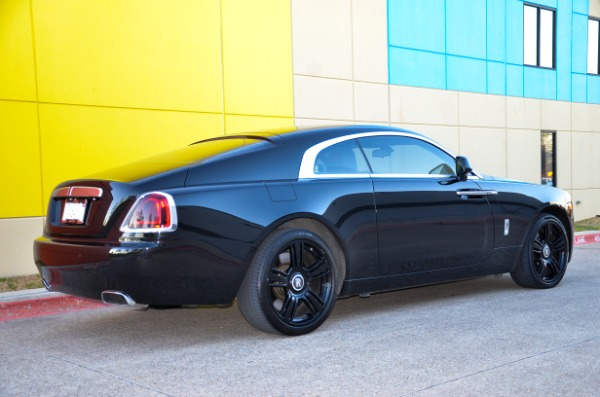 2014 Rolls-Royce Wraith for sale Sold Platinum Motorcars in Ft Worth TX 6