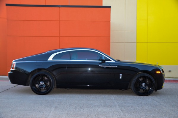 2014 Rolls-Royce Wraith for sale Sold Platinum Motorcars in Ft Worth TX 1