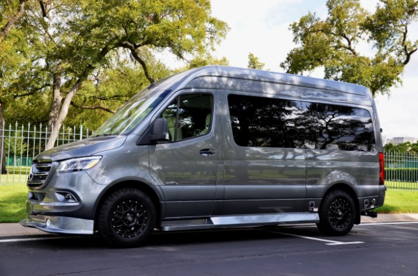2019 Mercedes-Benz Sprinter- 144 Day Cruiser for sale Sold Platinum Motorcars in Ft Worth TX 2