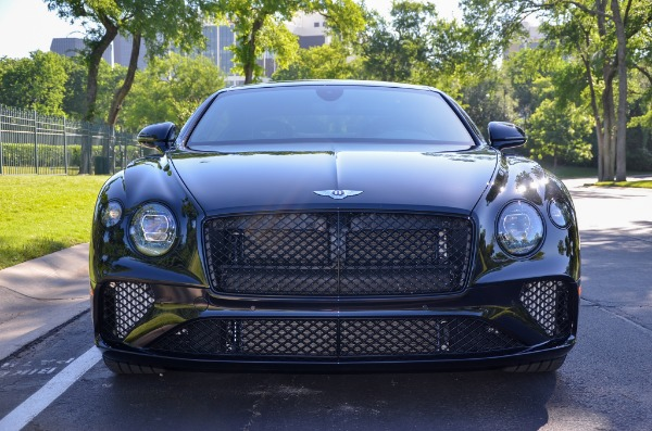 2020 Bentley GT Continental for sale Sold Platinum Motorcars in Ft Worth TX 3