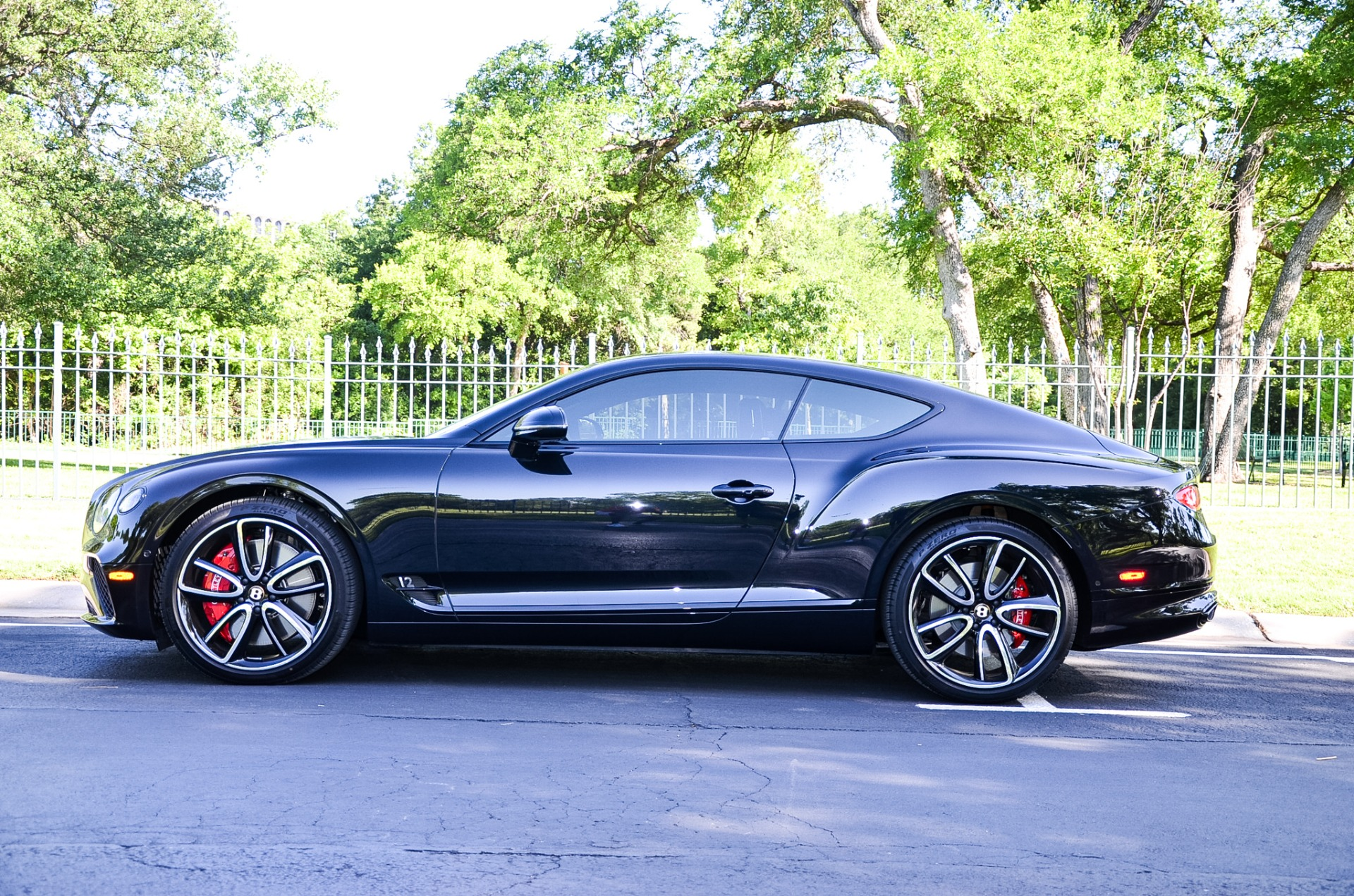 2020 Bentley GT Continental for sale $268,395 Platinum Motorcars in Ft Worth TX 1