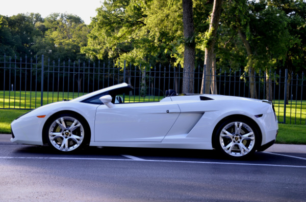 2008 Lamborghini Gallardo for sale Sold Platinum Motorcars in Dallas TX 2