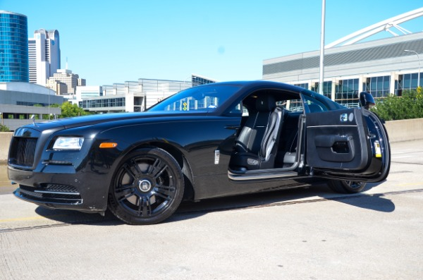 2016 Rolls-Royce Wraith for sale Sold Platinum Motorcars in Ft Worth TX 2