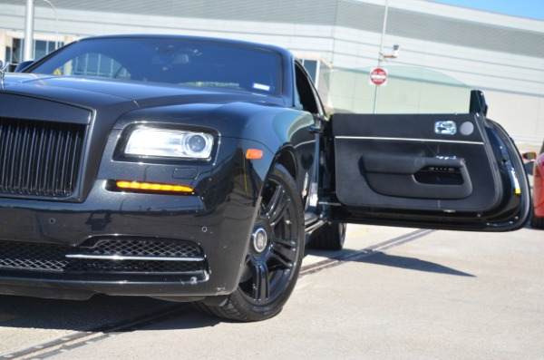 2016 Rolls-Royce Wraith for sale Sold Platinum Motorcars in Ft Worth TX 3