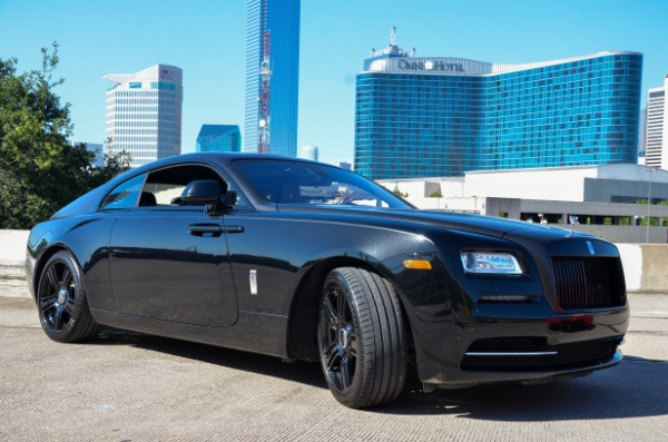 2016 Rolls-Royce Wraith for sale Sold Platinum Motorcars in Ft Worth TX 4