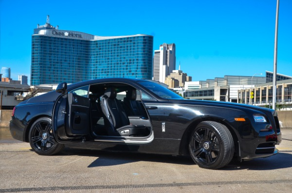 2016 Rolls-Royce Wraith for sale Sold Platinum Motorcars in Ft Worth TX 5