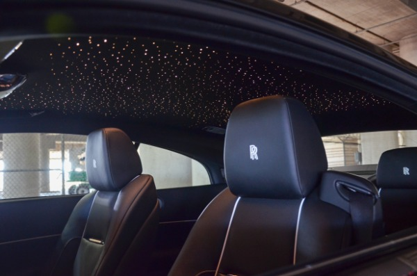 2016 Rolls-Royce Wraith for sale Sold Platinum Motorcars in Ft Worth TX 6