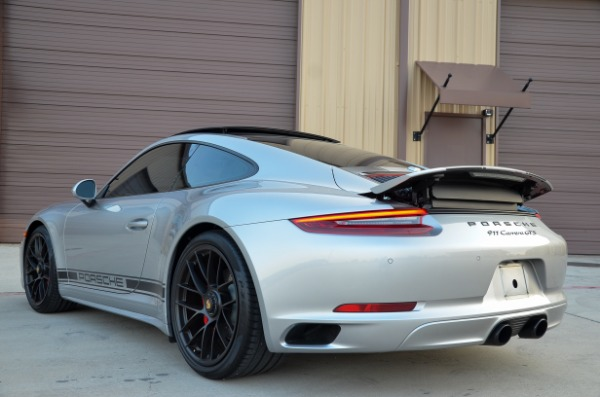 2019 Porsche 911 Carrera GTS for sale Sold Platinum Motorcars in Ft Worth TX 3