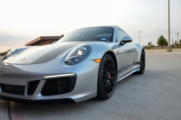 2019 Porsche 911 Carrera GTS for sale Sold Platinum Motorcars in Ft Worth TX 5
