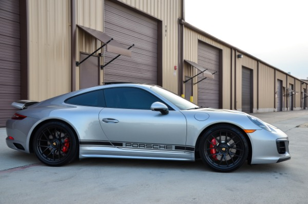 2019 Porsche 911 Carrera GTS for sale Sold Platinum Motorcars in Ft Worth TX 6
