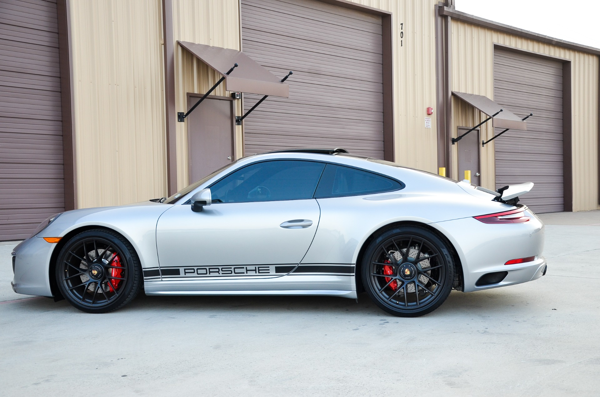 2019 Porsche 911 Carrera GTS for sale Sold Platinum Motorcars in Ft Worth TX 1